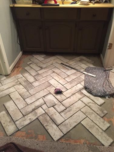 can i put tile over sheetrock